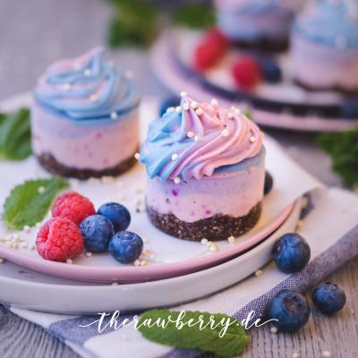 muffin, cupcake, raw, vegan, cheesecake, pastel, unicorn, food, foodie, foodporn, delicious, healthy