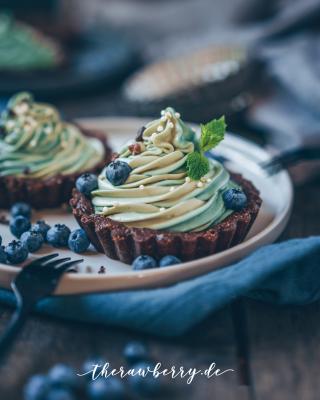 dessert, breakfast, chocolate, healthy, vegan, sugar free, gluten free, dairy free, easy, whole foods, food, foodie, sweets, sweet treat, buckwheat, almonds, blueberries,