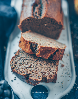 chai spiced bananabread therawberry