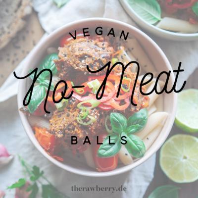 therawberry vegan no meat balls 3